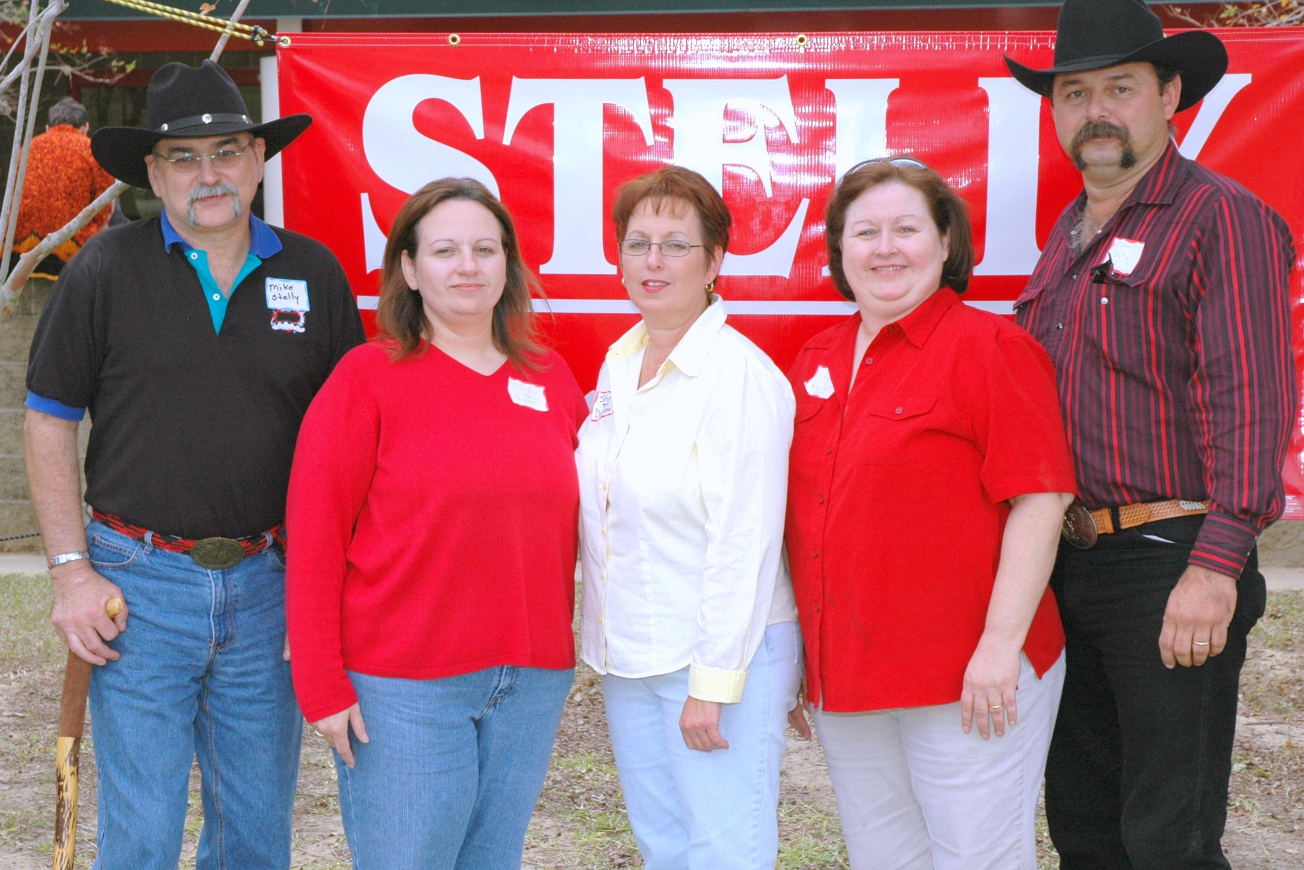 DSC_0048 Michael Stelly, Tina Stelly Mayo, Sharon Stelly Dufrene, Kathy Stelly Prejean, William Stelly